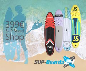 Standup Paddle Boards kaufen