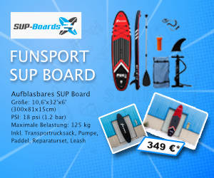 Standup Paddle Boards kaufen